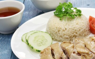 Rooster and Rice: Delicious Homemade Hainanese Chicken Recipe