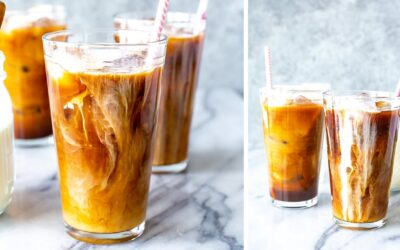 How To Make Vanilla Sweet Cream Cold Brew At Home
