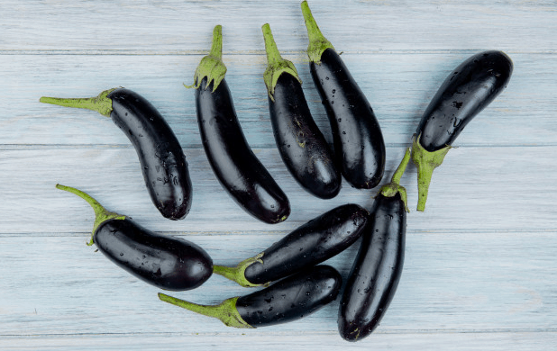 Choose the Perfect Eggplant