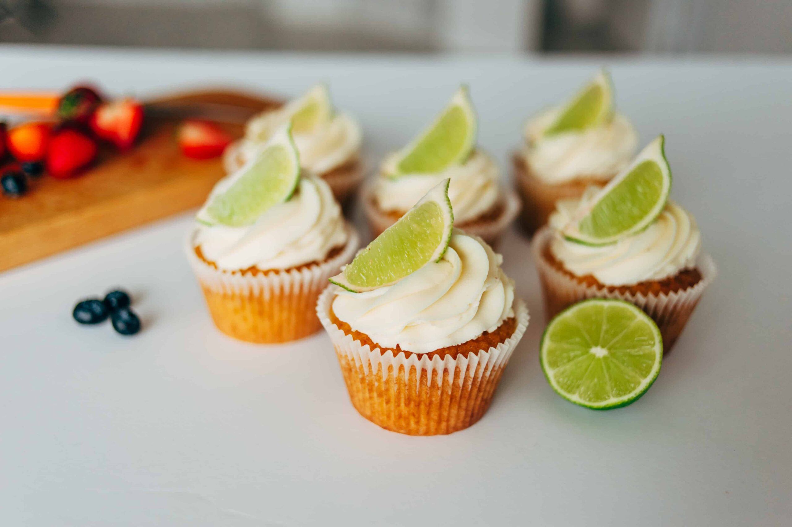 Cookie-Lime Cake
