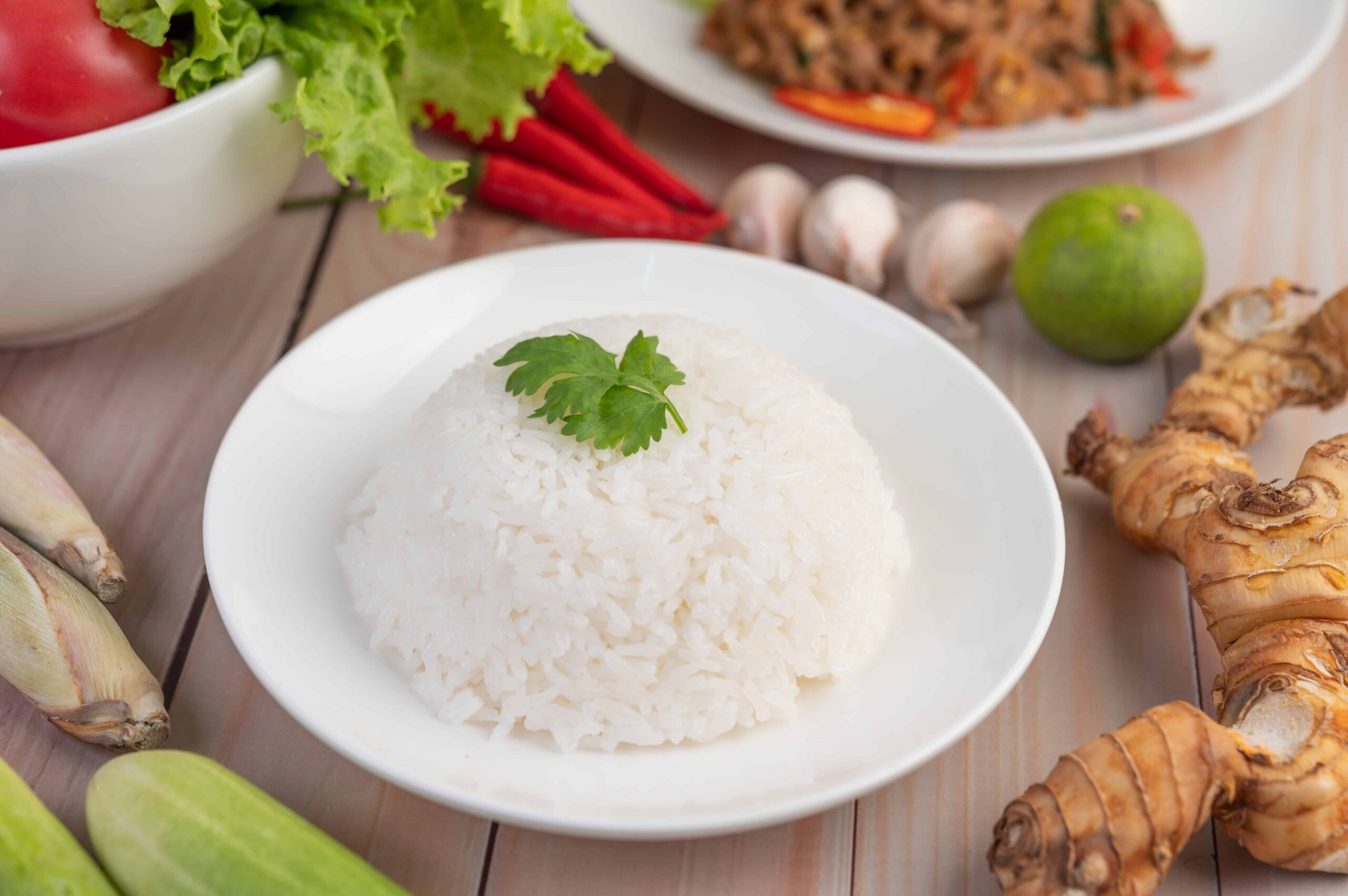 Jasmine Rice Nutrition Recipe